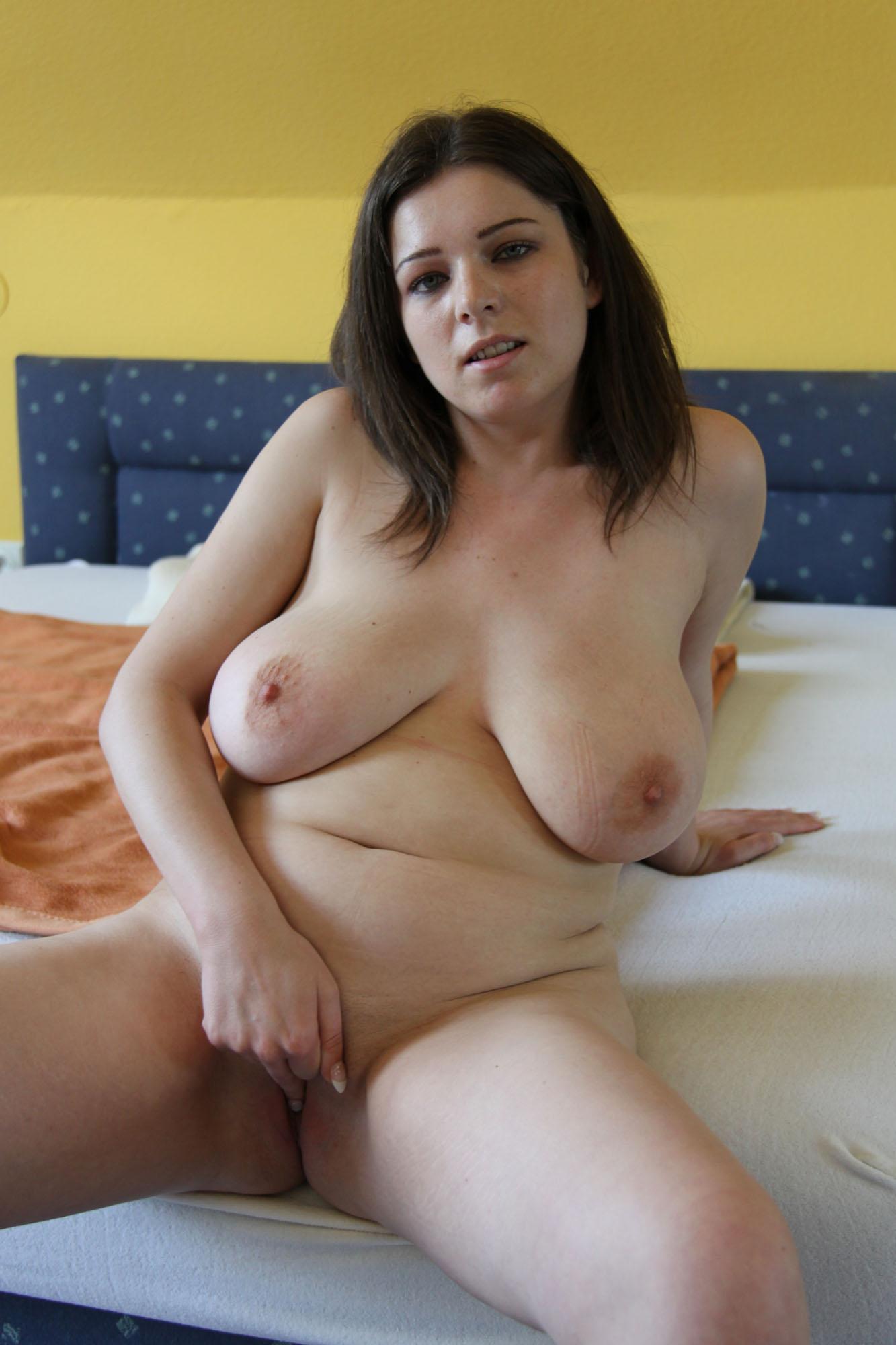 bbw naked piercings -